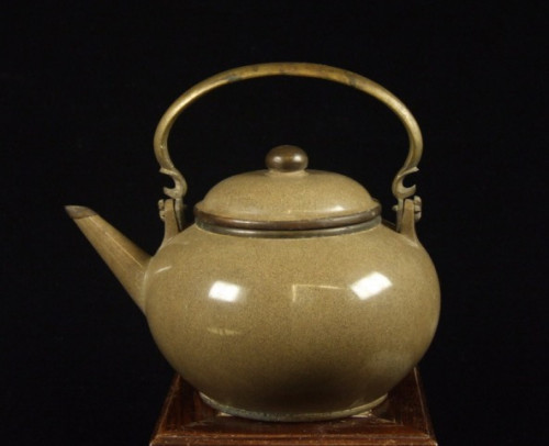 รับซื้อปั้นน้ำชาจีนและกาน้ำชาจีน
