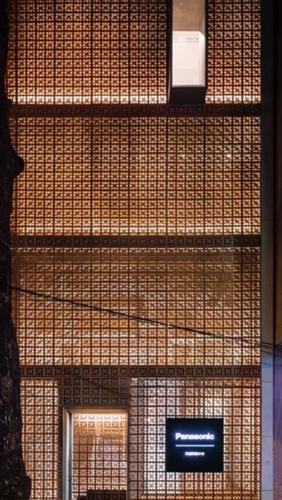 บล็อกช่องลมลายฟลาวเวอร์ ขนาด 19x19x9 cm 2