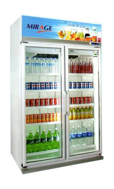 ตู้แช่เย็น BEVERAGE COOLER 2 ประตู รุ่น BC-102F