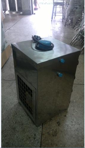 ตู้ระบายน้ำเครื่องจักร ขนาดเล็ก