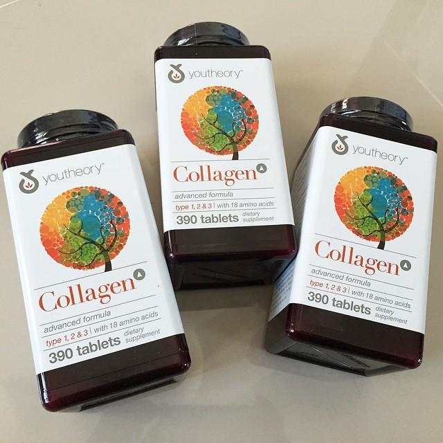 Youtheory Collagen คอลลาเจน สูตร advance (390 เม็ด/ขวด)
