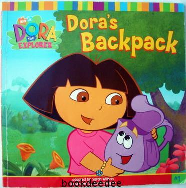 DORA the EXPLORER: Dora\'s Backpack