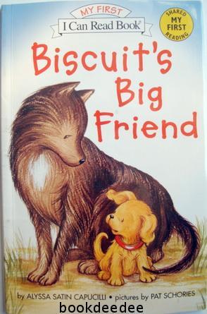 นิทานเด็ก Biscuit\'s Big Friend