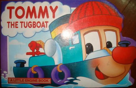 หนังสือเด็ก Tommy the Tugboat