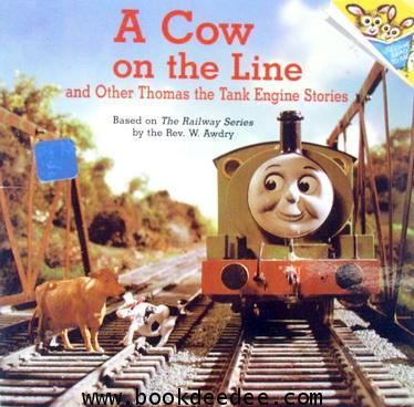 นิทานเด็ก Thomas and Friends A Cow on the Line