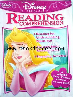 Reading Comprehension Disney Princess