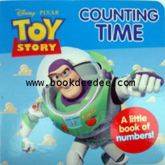 Disney Toy Story COUNTING TIME