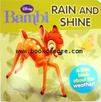 Bambi RAIN AND SHINE