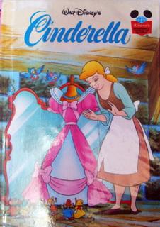 หนังสือเด็ก Cinderella ปกแข็ง