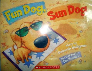 นิทานภาษาอังกฤษ Fun Dog Sun Dog