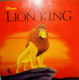 นิทานคลาสสิค THE LION KING ปกอ่อน
