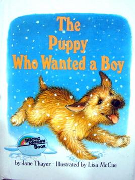 The Puppy Who Wanted a Boy ปกอ่อน