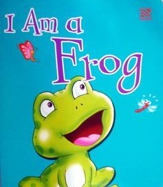 นิทานภาพ I am a frog