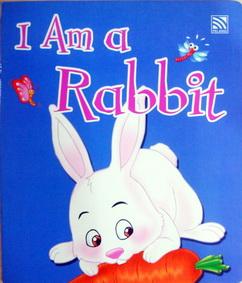 นิทานภาพ I am a rabbit