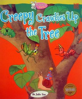 นิทานอ่านสนุก Creepy Crawlies Up the Tree
