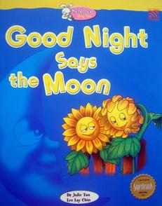 นิทานอ่านก่อนนอน Good Night says the Moon