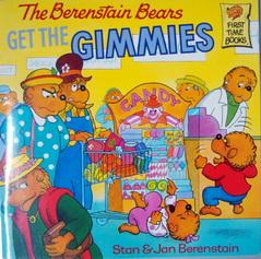 นิทานภาษาอังกฤษ The Berenstain Bears GET THE GIMMIES