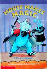 หนังสือฝึกอ่าน Level2 Mouse makes magic