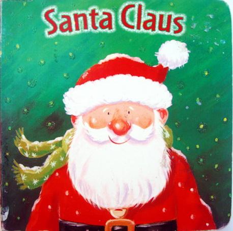 นิทานบอร์ดบุ๊ด Santa Claus
