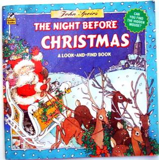 นิทานภาษาอังกฤษ THE NIGHT BEFORE CHIRSTMAS