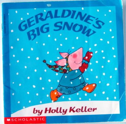 นิทานอ่านสนุก Geraldine\'s Big Snow