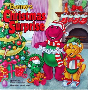 นิทานภาษาอังกฤษ Barney\'s Christmas Surprise
