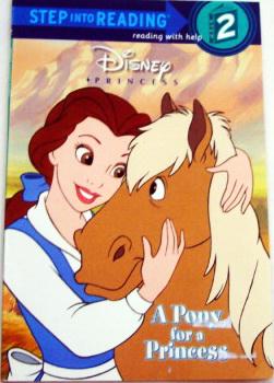 นิทานฝึกอ่าน Level2  Disney Princess A Pony for a Princess