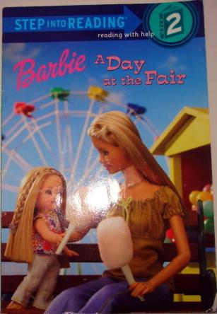 นิทานฝึกอ่าน Level2  Barbie A Day at the Fair