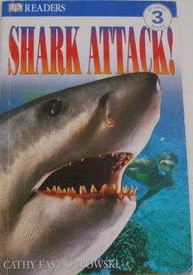 นิทานฝึกอ่าน Level3 SHARK ATTACK