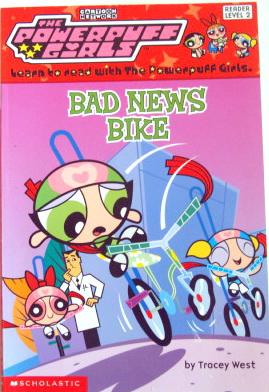 นิทานฝึกอ่าน Level2 BAD NEWS BIKE