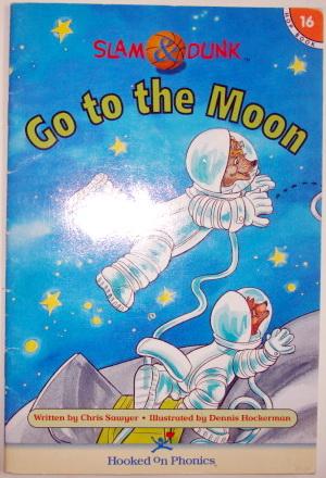 นิทานฝึกอ่าน Go to the moon