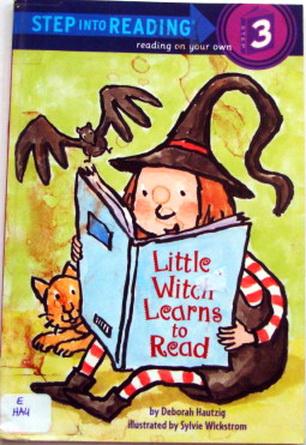 นิทานฝึกอ่านระดับ3 Little Witch Learn to Read