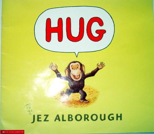 หนังสือภาพ สื่อรัก HUG