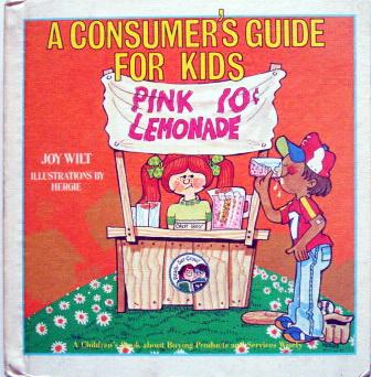 หนังสือเด็ก  A CONSUMER\'S GUIDE FOR KIDS