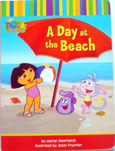 นิทานภาษาอังกฤษ Dora A Day at the Beach