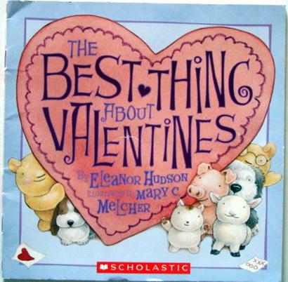 นิทานภาษาอังกฤษ THE BEST THING ABOUT VALENTINES
