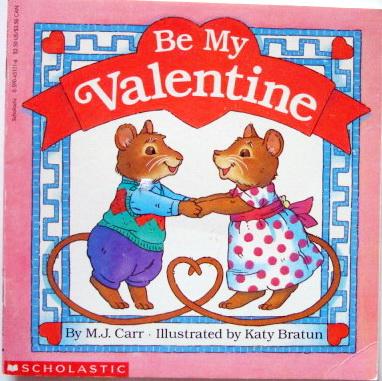 นิทานภาษาอังกฤษ Be My Valentine