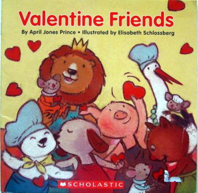 นิทานภาษาอังกฤษ Valentine Friends
