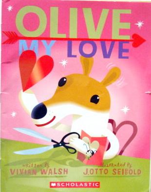 นิทานเด็กภาษาอังกฤษ OLIVE MY LOVE