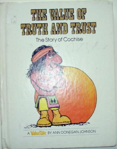 นิทานอิงประวัติบุคคลตัวอย่าง THE VALUE OF TRUTH AND TRUST