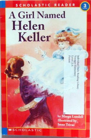 หนังสือฝึกอ่านLevel3 A Girl named Helen Keller