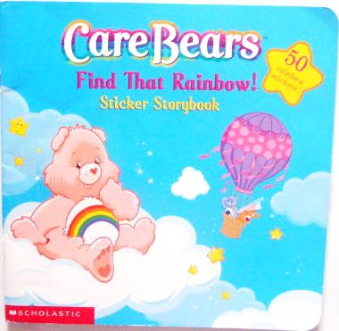 นิทานภาษาอังกฤษ Care Bears Find That Rainbow