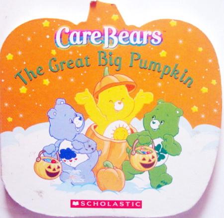 นิทานภาษาอังกฤษ Care Bears The Great Big Pumpkin