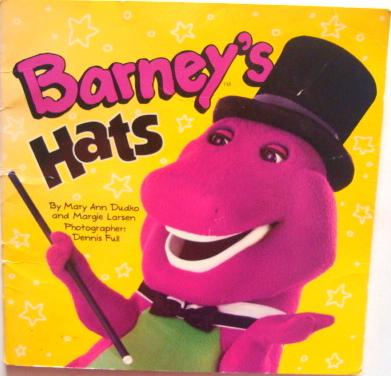 นิทานเด็ก Barney  Barney\'s Hats