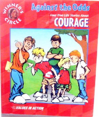 หนังสือเด็ก Four True Life Stories About COURAGE