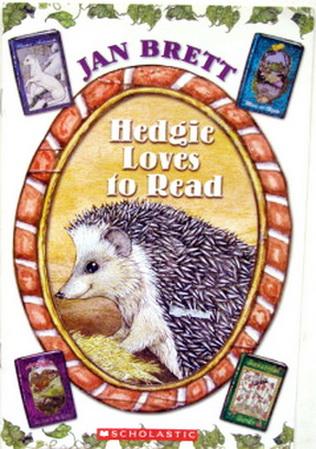 นิทานเด็ก Hedgie Loves to Read