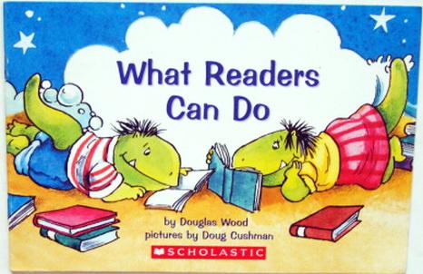 นิทานเด็ก What Readers Can Do