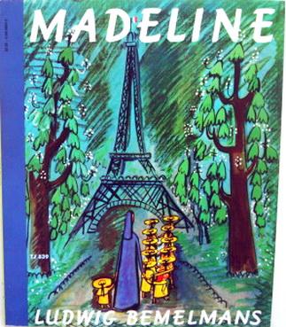 นิทานรางวัล Madeline ปกอ่อน