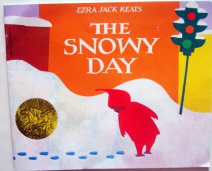 นิทานเด็ก รางวัล THE SNOWY DAY