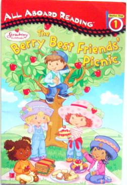 นิทานภาษาอังกฤษฝึกอ่าน step1 The Berry Best Friends Picnic